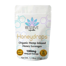 cbd lozenge honey drops